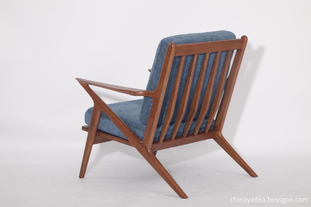 Wooden Frame Replica Selig Z Chair