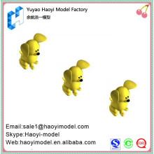 Criação abundante de protótipos de brinquedos de espécies