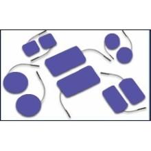 Almofada de eletrodo autoadesiva para uso de dezenas, liberando a dor