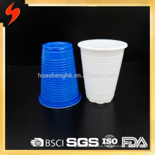 Patterned 170ml Plastic Disposable Water Cup