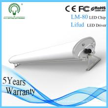 Luzes impermeáveis do diodo emissor de luz da Tri Prova da emergência de Epistar SMD2835 0.6m 30W