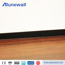 2017 Vente chaude acm aluminium panneau composite matériaux de construction fournisseur en Chine