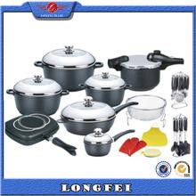 Alumínio não-Stick Die Casting alumínio Cookware