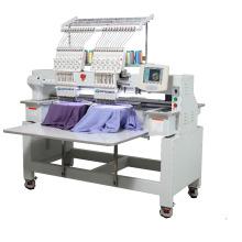 T-shirt e T-shirt 12 Agulhas 2 Cabeça Computadorizada Embroidery Machine preços