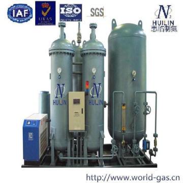 Fábrica de oxigênio de alta pureza Guangzhou
