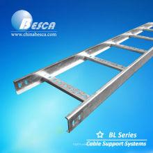 Bandeja Portacable Escada Fabricant (UL, cUL, NEMA, GV, CEI, CE, ISO)