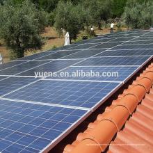 Высокая прочность панели солнечных батарей монтажные Кронштейны Кронштейны для панелей солнечных батарей