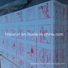 Engineering PE Plastic Product with 1.22m*2.44m