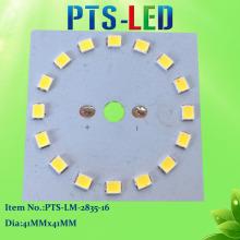 China fabricante 16W SMD2835 PCB DC LED módulo