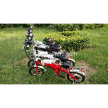 6-Gang 20-Zoll-Folding Bike