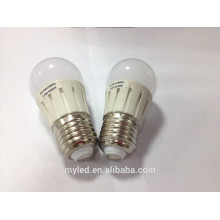 Myled 2014 новый продукт E27 / B22 Dimmable светодиодная лампа, высокая Lumen 8W E27 Керамическая светодиодная лампа