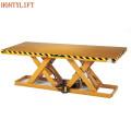 электрический гидравлический грузоподъемный стол / небольшой стационарный ножничный подъемник
