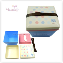 1200ml Food Storage Container Plastic Lunch Box