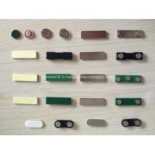 Porte-badge magnétique