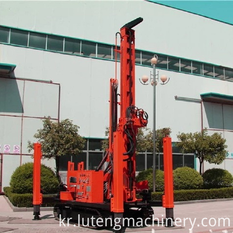 Lt Qy200 Water Drilling Rig