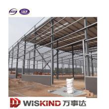 Hangar de acero Hangar de construcción ligera