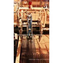 Automatische Sandstrahl- und Entrostungsmaschine