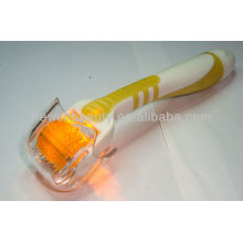 Yellow Photon Electric Derma Roller Skin Roller Beauty Roller for skincare and beauty care