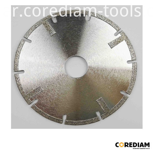 115mm electroplated cutting blade
