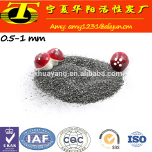 Water treatment coal anthracite filter material