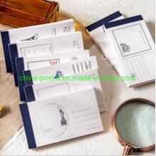Holidays Vocation Series Scrapbooking Decorating Memo Notes Paper Pad