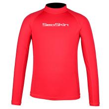 Seaskin Boys Langarm Rash Guard Shirts