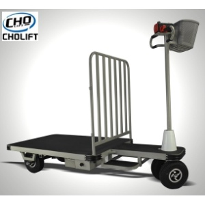 800KG Efficient Standing Driving E-cart
