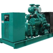 2500kw Dual-Fuel Generator Set mit Yuchai Motor