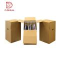 Top-Qualität Fabrik direkt benutzerdefinierte Papier Verpackung Box für Kleidung