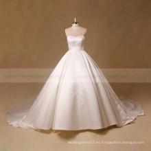 Nuevo vestido de novia de lujo vestido de novia 2017