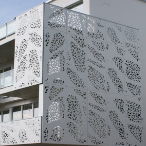 Laser Cut Patterns for Building Architect