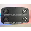 Low Profile Gen-3 Amber Warning LED Mini barra de luces (TBD0898-6j)