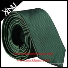 Lavagem-seco único rótulo privado de alta qualidade poliéster pescoço gravata menina
