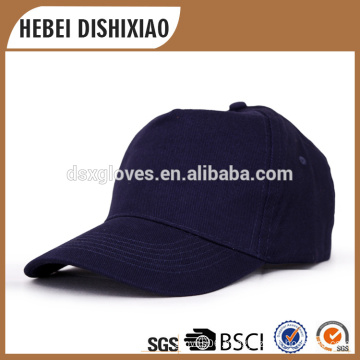 Promotion 100% Cotton Blank 6 Panel Baseball Cap And Hat