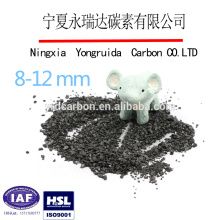 Coal activated carbon water filter carbon for sale