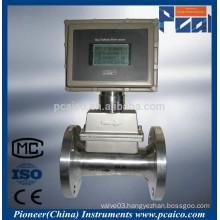 LWQ turbine natural gas flowmeter