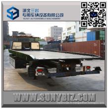 Fb10 Camion de remorquage à plat 5 Tonne du haut du corps