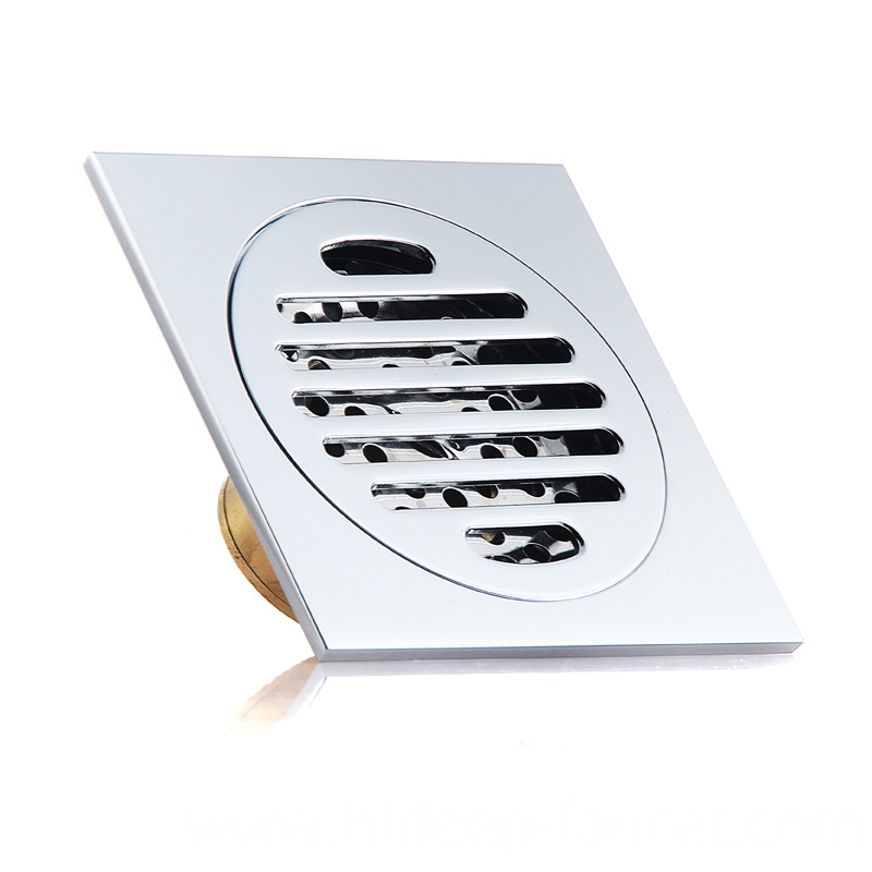 Full Copper Dedorant Floor Drain