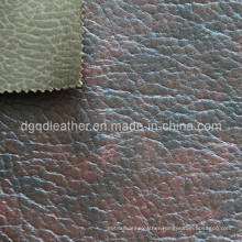 Two-Tone Breathable PU Furniture Leather (QDL-FB0030)