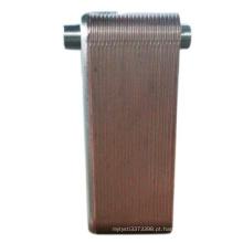 Trocador de calor de placa de titânio barato de alta qualidade