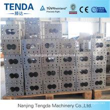 Baril d'extrudeuse à double vis Tengda
