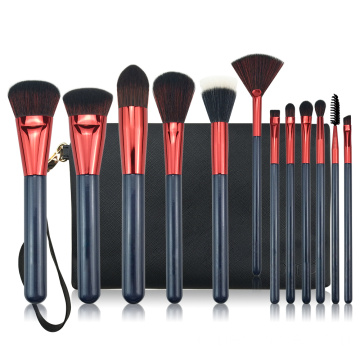 Kit professionale per pennelli trucco 12PC