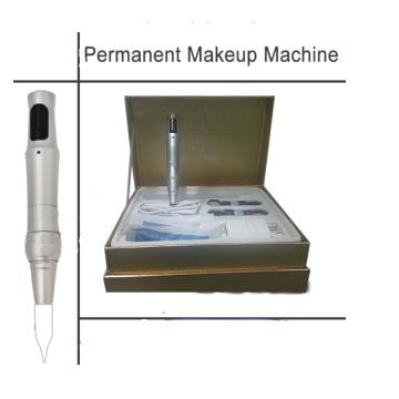 La belleza médica vendedora caliente Digital llevó la máquina permanente semi del maquillaje de la pluma del tatuaje de las cejas
