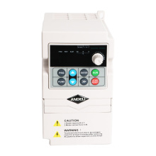 ANDELI group ADL100G 380V 0.4KW 0.5hp frequency converter 50hz to 60hz single phase