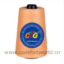 100% Spun polyester sewing thread 40S/2-5000Yds