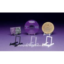 Kundenspezifischer Acryl-CD-Anzeigen-Halter