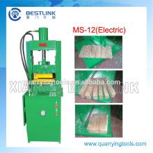 Electric Driven Hydraulic System Stone Strip Cutting Machine