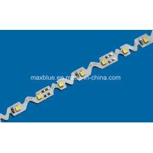 60LED / M DC12V SMD2835 Bande de LED Petite et Bendable
