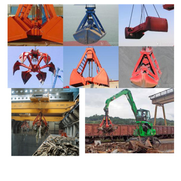 Crane Grab Bucke / Mechanical Crane Grab