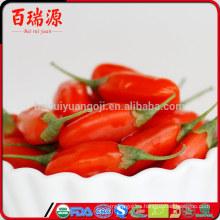 Ningxia goji dulces goji secado goji berry sin azúcar